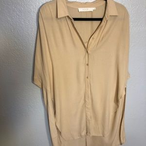 Astr the Label Button Front Tunic